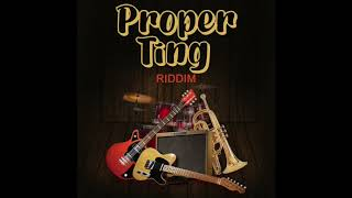 Proper Ting Riddim ft. Thamara Songbird St. Bernard - I've Got You -2020