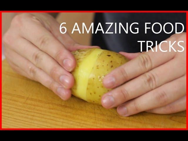 6 incredibili astuzie in cucina per pelare e sbucciare by makesushi | Trucchi e Segreti in Cucina