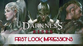 Darkness Rises First Look Impressions - Is It Any Good?