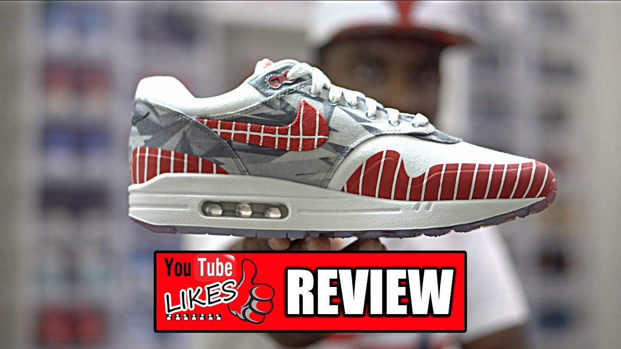 Very Limited Air Max 1 LHM Los Primeros YouTube