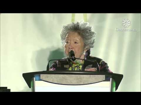 Cannexus15 Keynote: The Right Honourable Adrienne Clarkson