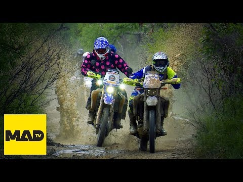 Facebook, Beer and Dirt Bikes - Yamaha WR250R Rally