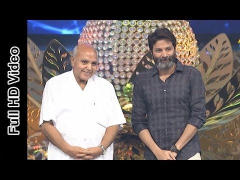 Thumbnail: Trivikram Srinivas Speech in ETV@20 Years Celebrations
