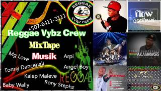 Mix Plena 507 2015 Reggae Vybz Crew Mixtape Production