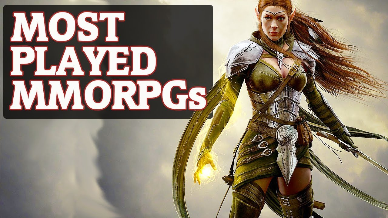 Top 12 Most Played MMORPGs in 2018 (Trailers) Best MMORPG PC Games