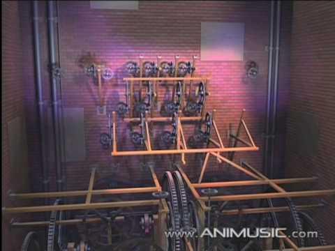 """""""Drum Machine Set"""" - Animusic.com"""