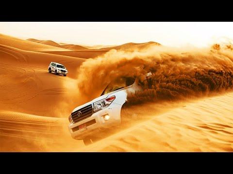 Dune Bashing In Abu Dhabi 1080p HD - Emirates4you.com