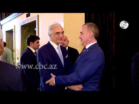 Посольство Азербайджана в РФ устроило официальный прием по случаю Дня Республики
