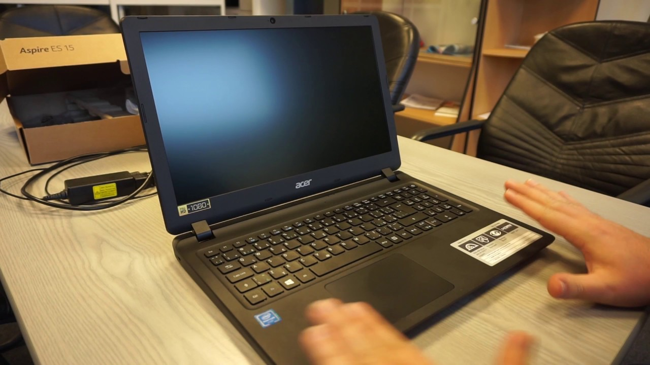 ACER Aspire ES 15 (ES1-533-P840) Notebook Review (SSD) - YouTube 7e280a036a