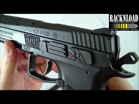 ASG CZ  P-09 Duty (C02) **FULL REVIEW** by RACKNLOAD