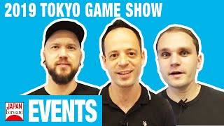 IGN Japan Highlights of 2019 Tokyo Game Show | JAPAN Forward