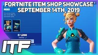 Fortnite Item Shop *NEW* MOXIE SKIN SET! [September 14th, 2019] (Fortnite Battle Royale)