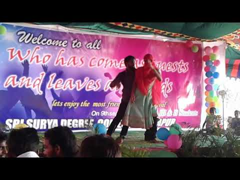 Manohara song in freshes party in 2017