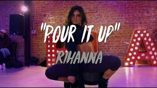 "Rihanna - ""Pour It Up"" 