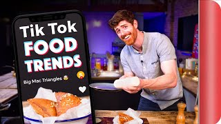 A Chef Tests and Reviews TIK TOK Food Trends