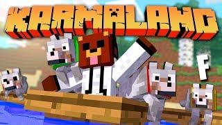 Salvando a los Perros de Mangel (sale mal) | Karmaland #58