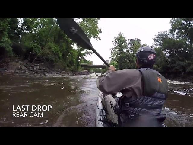 Ocean Kayak Trident 11 Whitewater Action