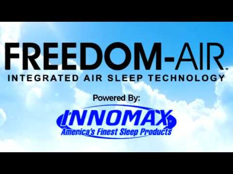 InnoMax® Freedom-Air Rolled & Ready™ Sleep System Instructional Video