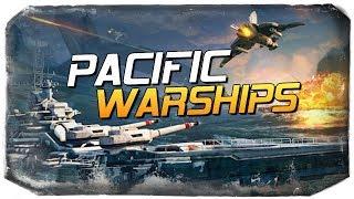 САМЫЕ КРУТЫЕ МОРСКИЕ БОИ ● Pacific Warships: Epic Battle