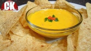 How To Make Nacho Cheese Sauce - Easy Cooking!