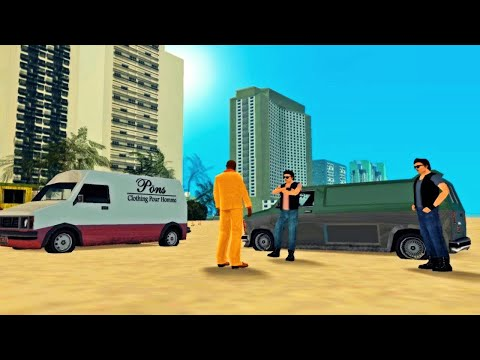 GTA Vice City Stories - Drug Running (Empire Missions)