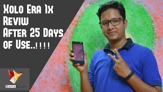 Xolo Era 1x Review After 25 Days of Use | Data Dock