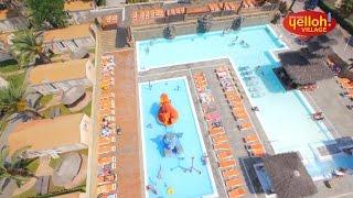 Aquatic Park and Beach - Camping Yelloh! Village Club Farret in Vias Plage - Hérault - Languedoc