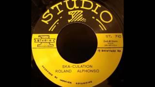 ROLAND ALPHONSO - Ska Culation [1965]
