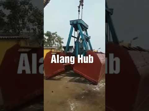 Used Reconditioned Marine Grabs