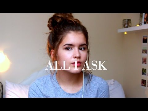 All I Ask - Adele / Cover by Jodie Mellor