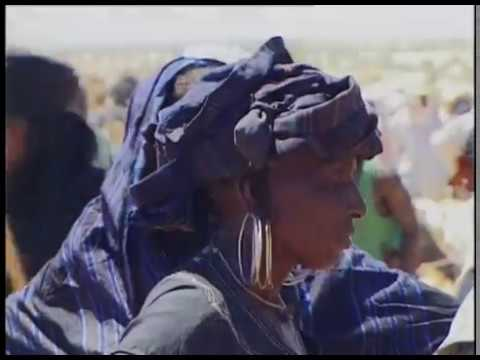 Tuareg's daily life by  Global Vision Africa