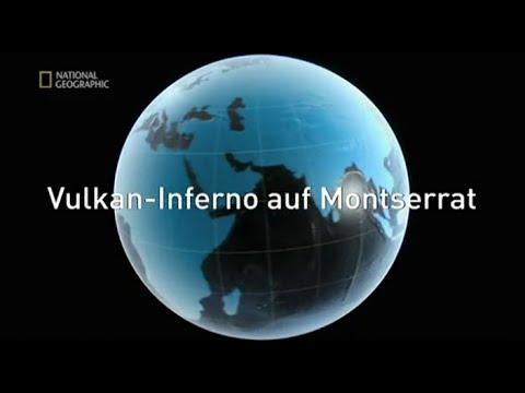 45 - Sekunden vor dem Unglück - Vulkan-Inferno auf Montserrat