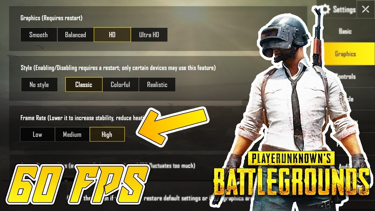 Pubg Hd Grafik: Play Pubg Mobile WIth HD Graphics On Mid Range Phones