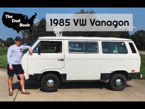 1985 Volkswagen Vanagon Tour | Before Renovations