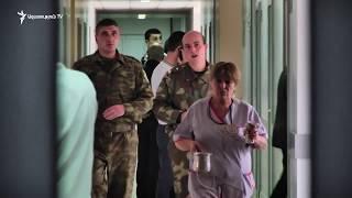 Կրակոցներ և կալանավորի փախուստի փորձ «Արմենիա» ԲԿ ում