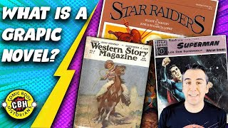 Ep. 42. The Development of 20th Century American Graphic Novels (1918-1983) by Alex Grand (no music)