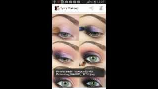 Eyes Makeup - step by step instructions!