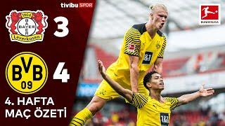Bundesliga 4. Hafta Özet  B. Leverkusen 3-4 B. Dortmund