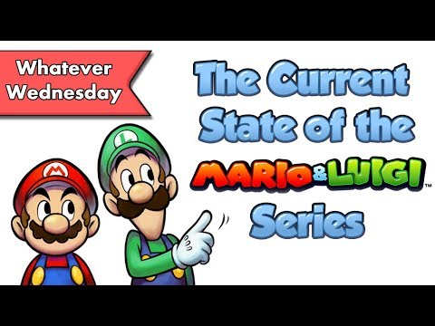 The Current State Of The Mario & Luigi Series