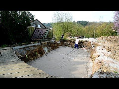 Modern Koi Blog #2328 - Der Bau eines Genesis-Teichs: Das Projekt