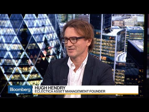 Hugh Hendry on Fund Closing, Bonds, Fed Policy