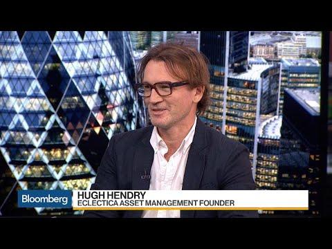 Hugh Hendry on Fund Closing, Bonds, Fed Policy