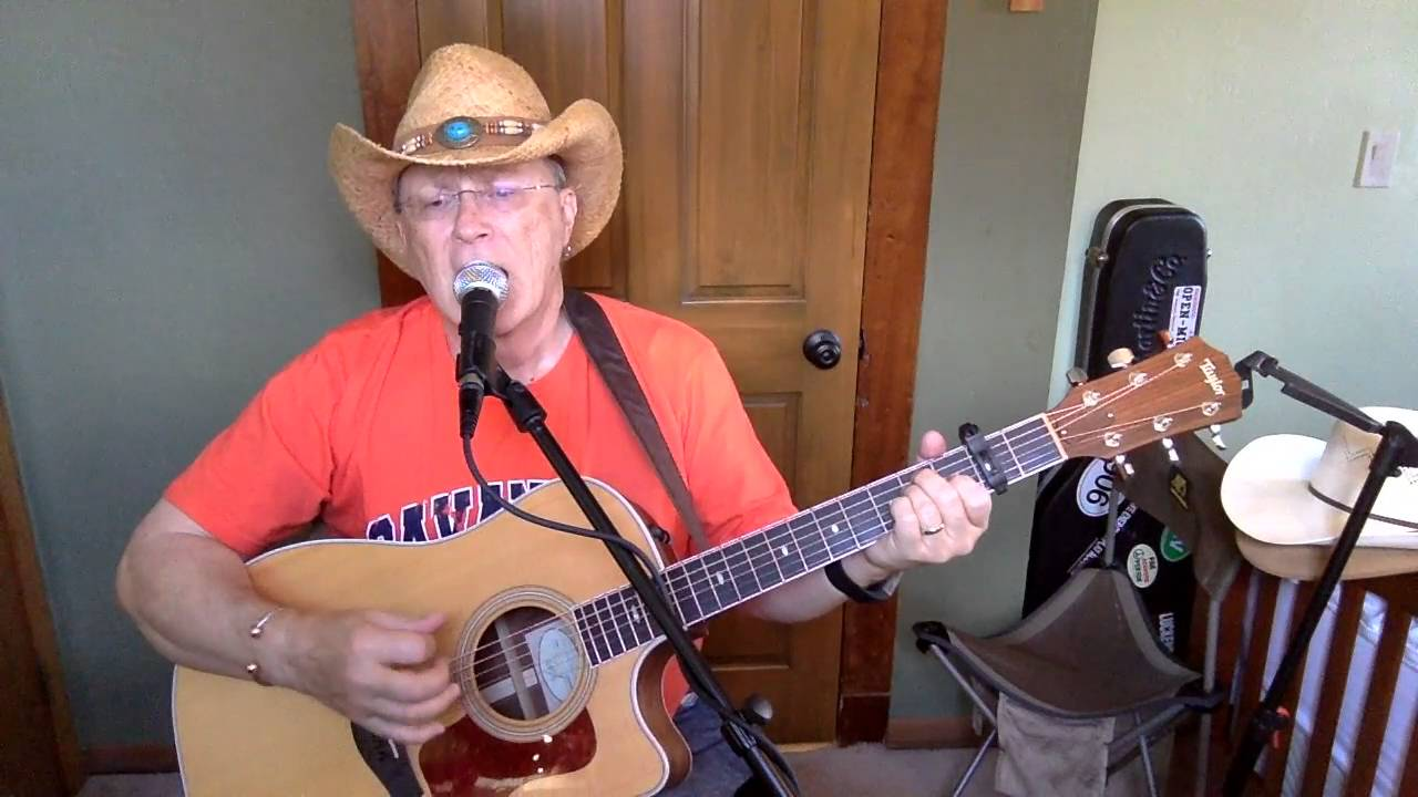 20   Today I Started Loving You Again   Merle Haggard vocal & acoustic  guitar cover & chords