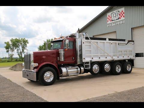 2013 Pete 388 Dump Truck | 131 Truck Sales