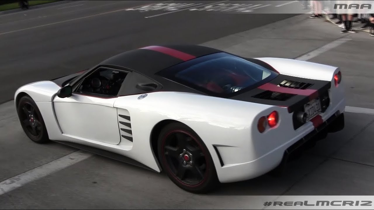 Factory Five GTM SOUND  YouTube