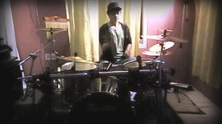 BLP (Barry Likumahuwa Project) - Saat Kau Milikku - Rifqi Drum Cover (Studio Audio Quality)