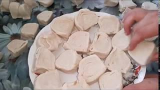 Лучшее Слоёное тесто для самсы/Как приготовить тесто для самсы