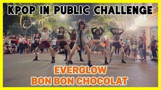 [KPOP IN PUBLIC CHALLENGE] EVERGLOW (에버글로우) - Bon Bon Chocolat   Dance cover by GUN Dance Team