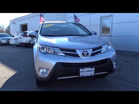 2014 Toyota RAV4 Yorktown Heights, Westchester, White Plains, Mount Kisco, Mahopac, NY NU1149