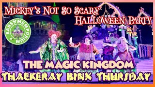 🔴 Live: Thackeray Binx Thursday. MNSSHP. Boo To You. Hocus Pocus. Magic Kingdom